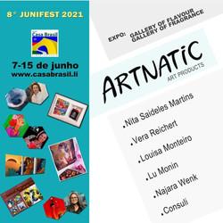 Artnatic - art products