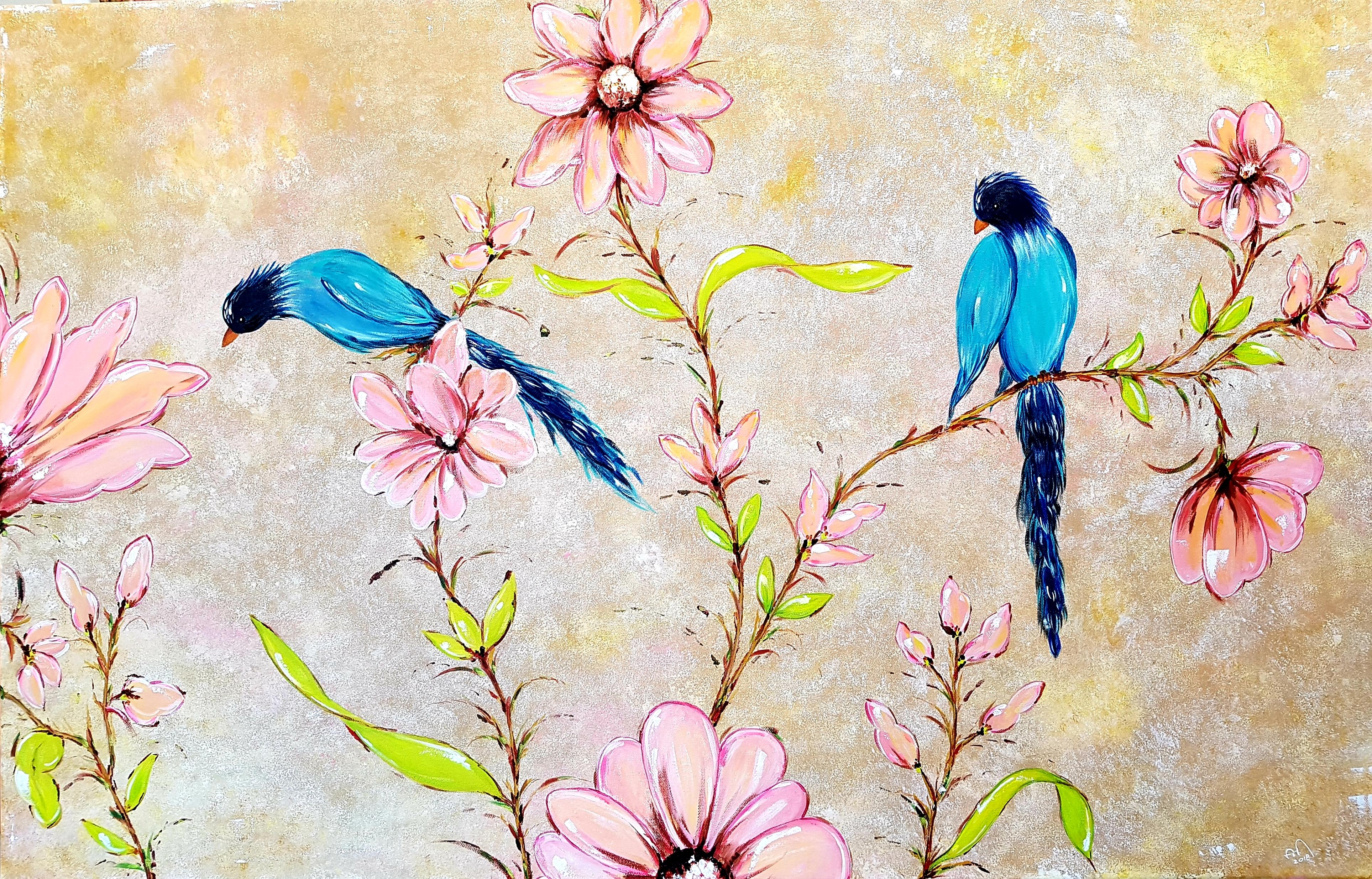 Secret birds