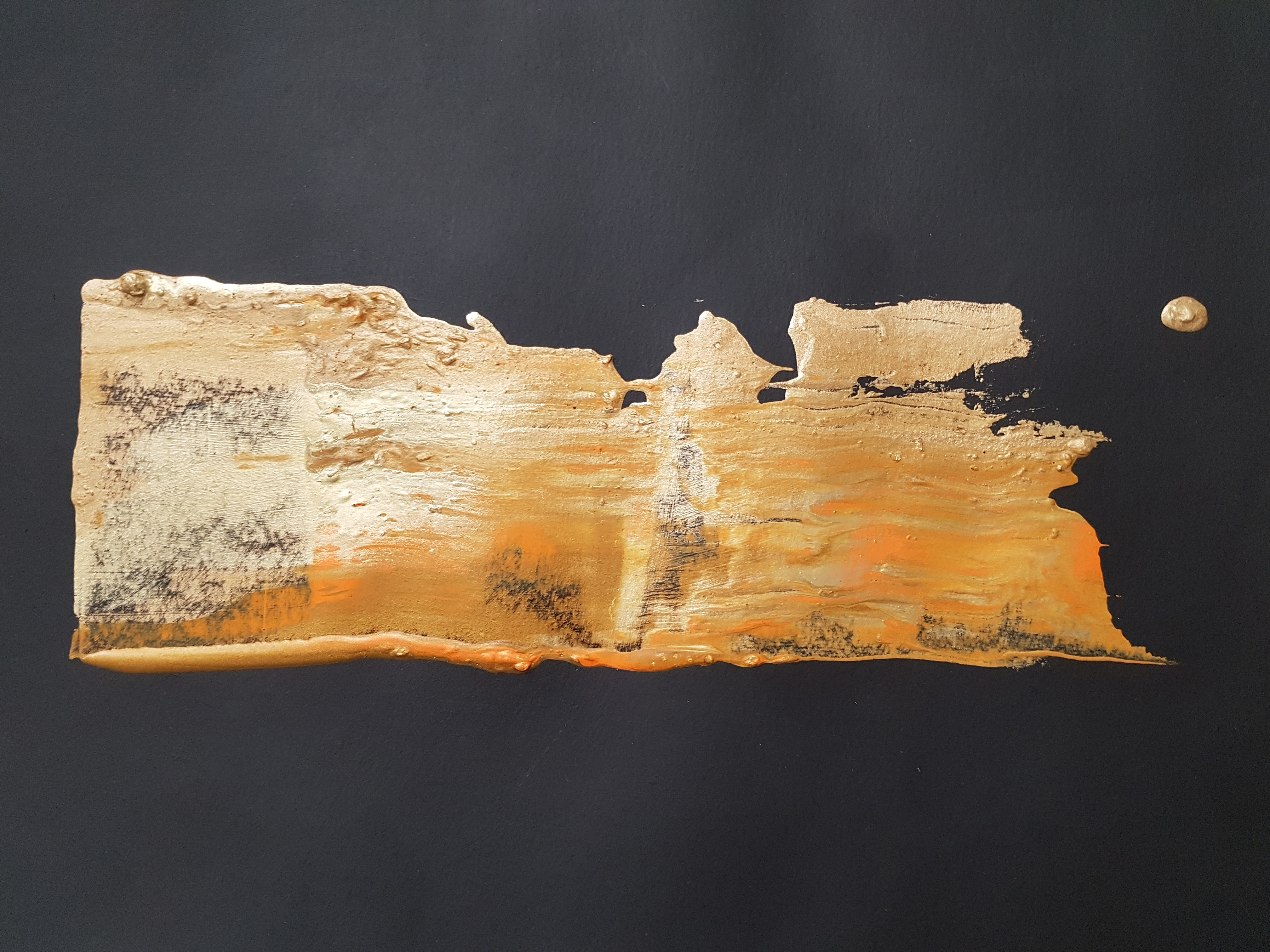 Racine dorée