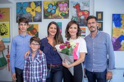 Inauguration Espace d'Art Lu Monin