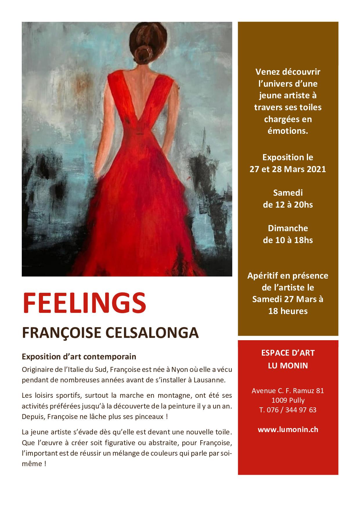Exposition Feelings