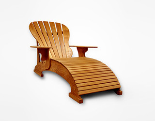 Noble lounger, deck chair