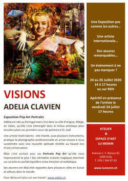 Exposition Visions
