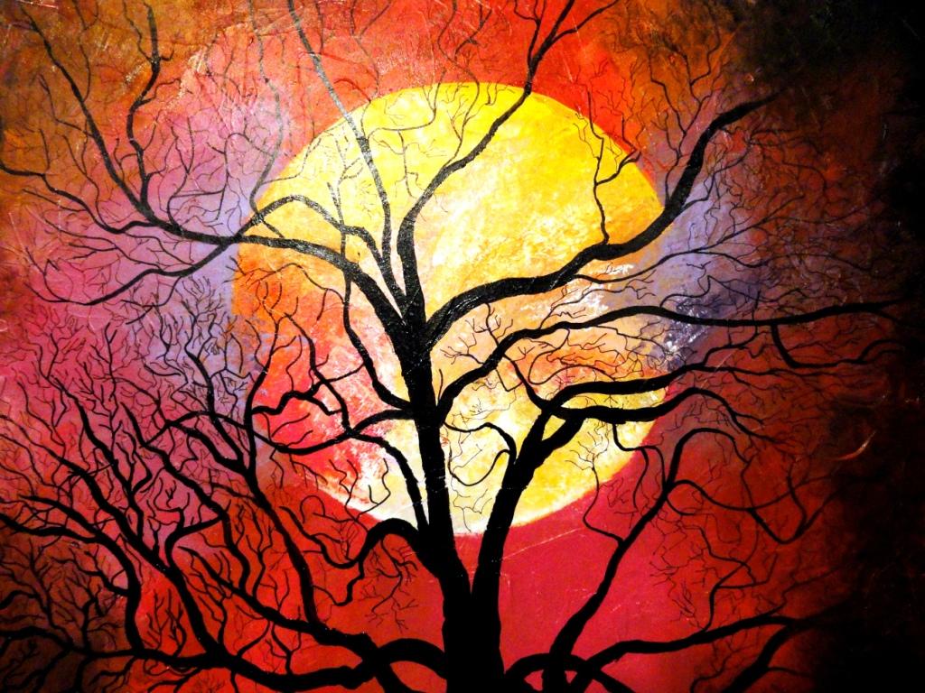 Ro Agria, Pôr do sol no coração da Áfric