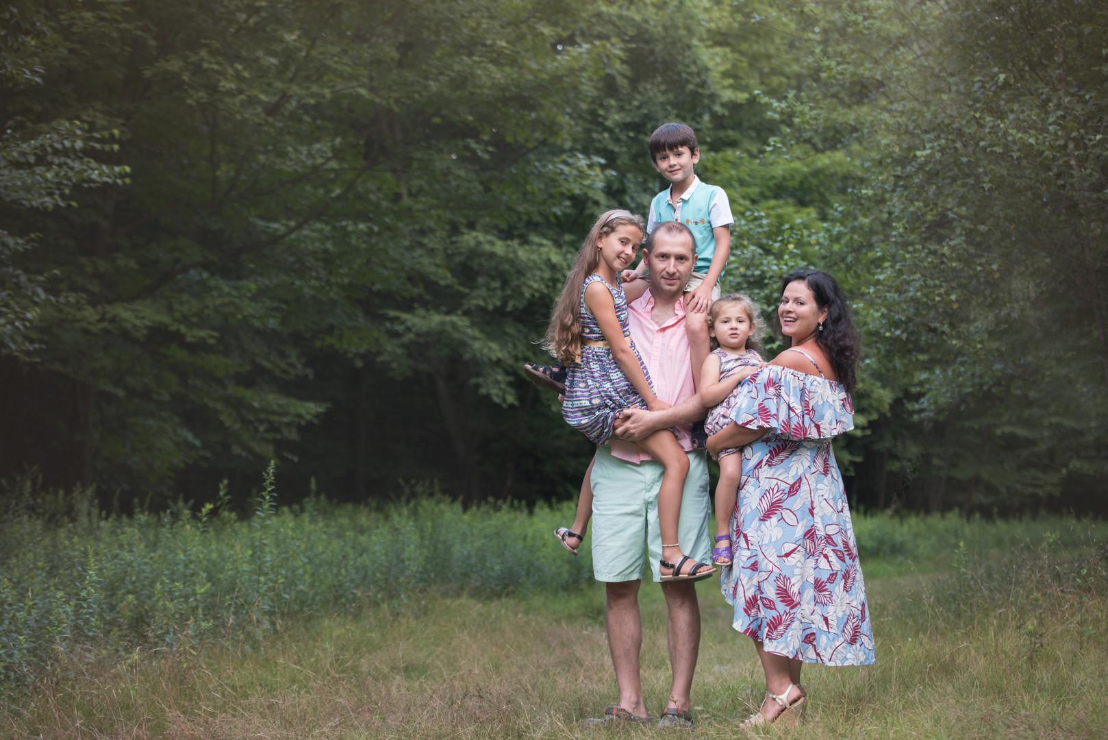 Family Photography, Eagle Lake
