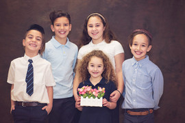 Group of Kids, School Pictures