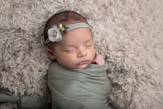 Baby Girl, Newborn Girl