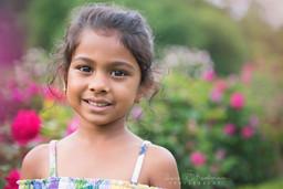 Indian Girl Portrait
