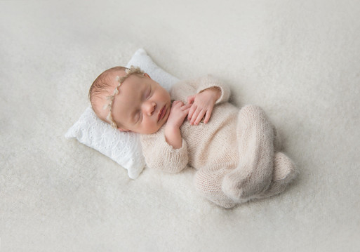 Newborn Photography, Baby Girl