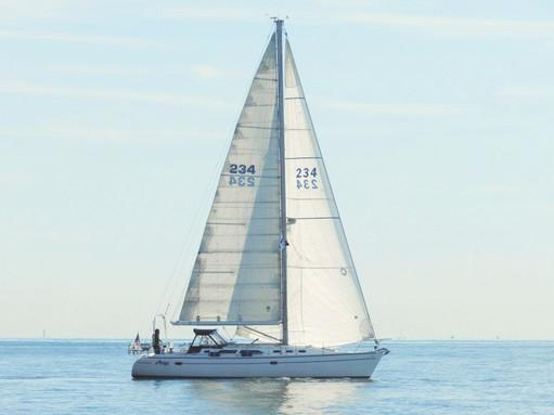 Catalina Sail