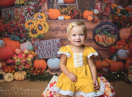 Fall & Halloween sessions!