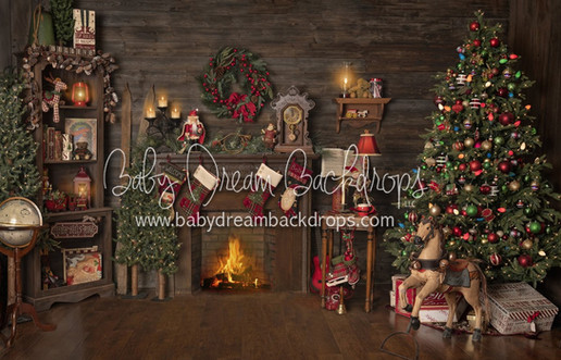 Santa's Living Room
