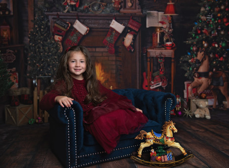 NEW JERSEY PHOTOGRAPHER | CHRISTMAS IN JULY!