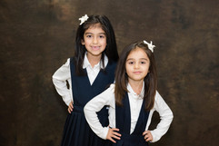 Sisters, School Picture