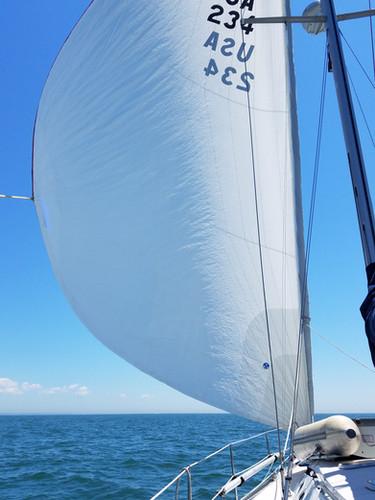 Cataling 400 sailboat
