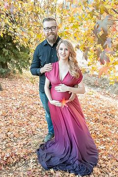 Maternity Dress on a girl