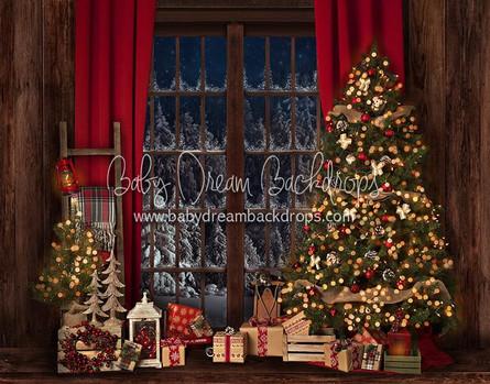 Holiday Window Large