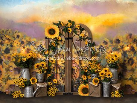 Sunflower Gates