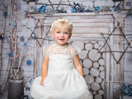 Hanukkah Mini Sessions!