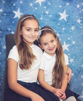 Sibling School Pictures