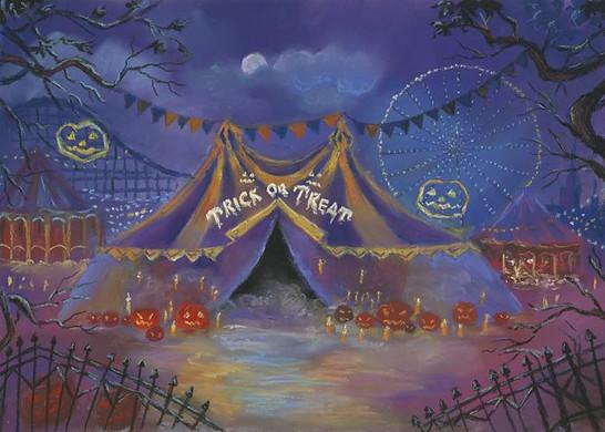 Happy Halloween Studio Session