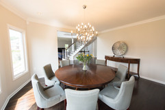 Modern and Bright Dining Room