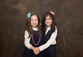 Best friends - girls - school pictures