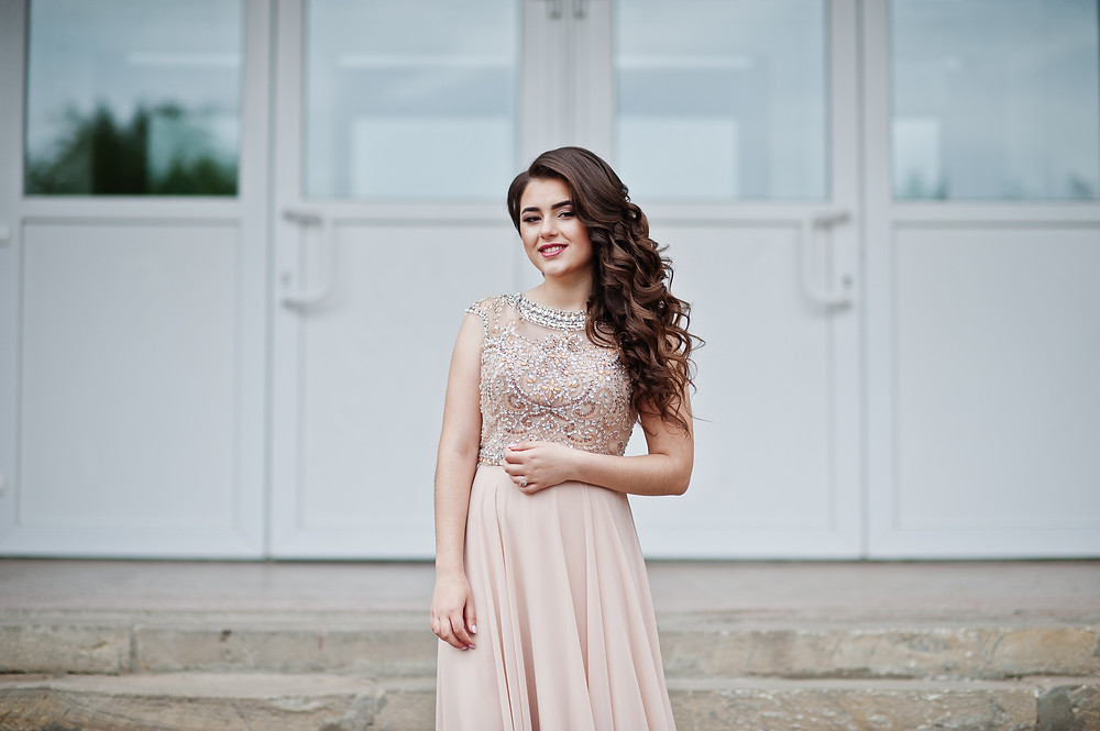 Prom Senior Portrait Session