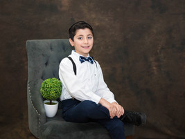 Formal School Picture