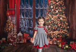 Holiday School Portrait