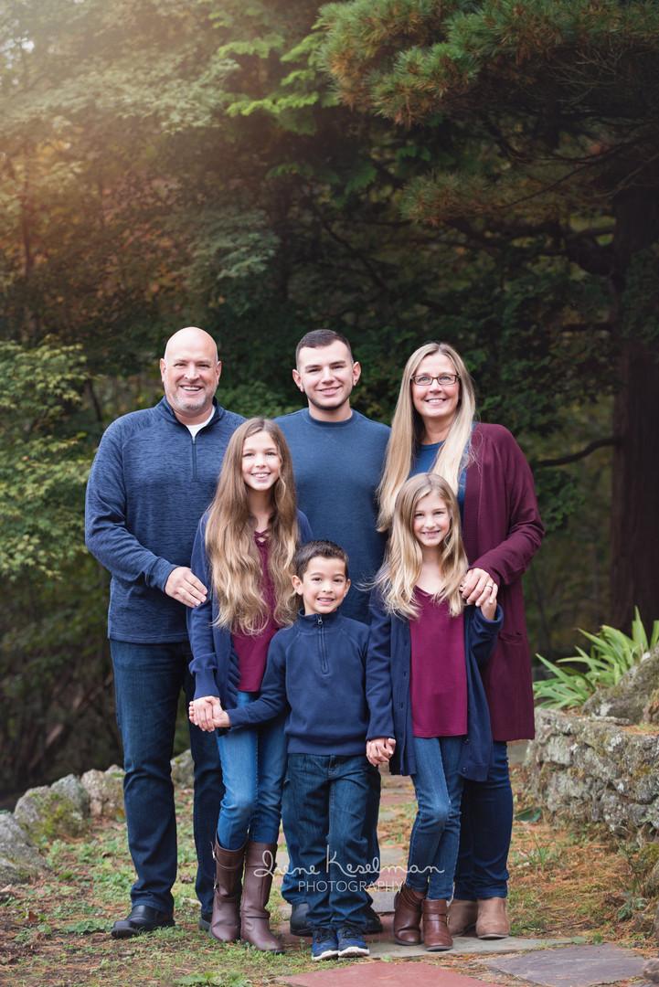 Deep Cut Garden Family Photography