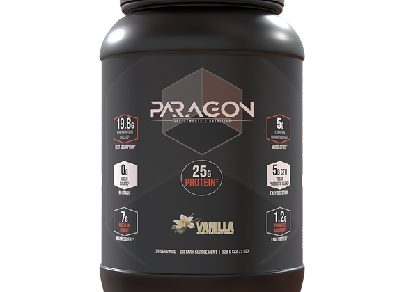 Paragon Vanilla Lean Protein Powder