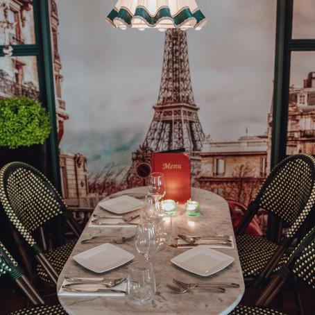 Bij restaurant Lekkerr kun je uiteten in je favoriete bestemming