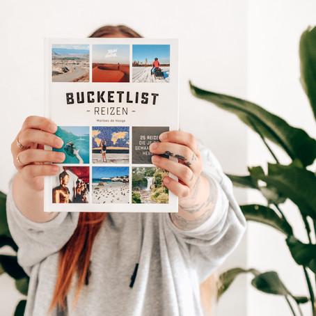 Inspiratie! 5 hele leuke reisboeken.