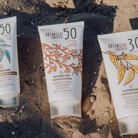 Bescherming voor je huid én niet schadelijk voor de onderwaterwereld: Botanical Sunscreen