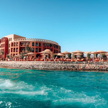 de 5 mooiste resorts in El Gouna, Egypte