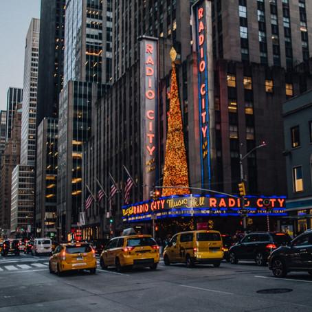 Een citytrip naar New York tijdens kerst