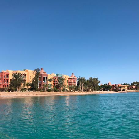 De leukste badplaatsen aan de Rode Zee, Egypte