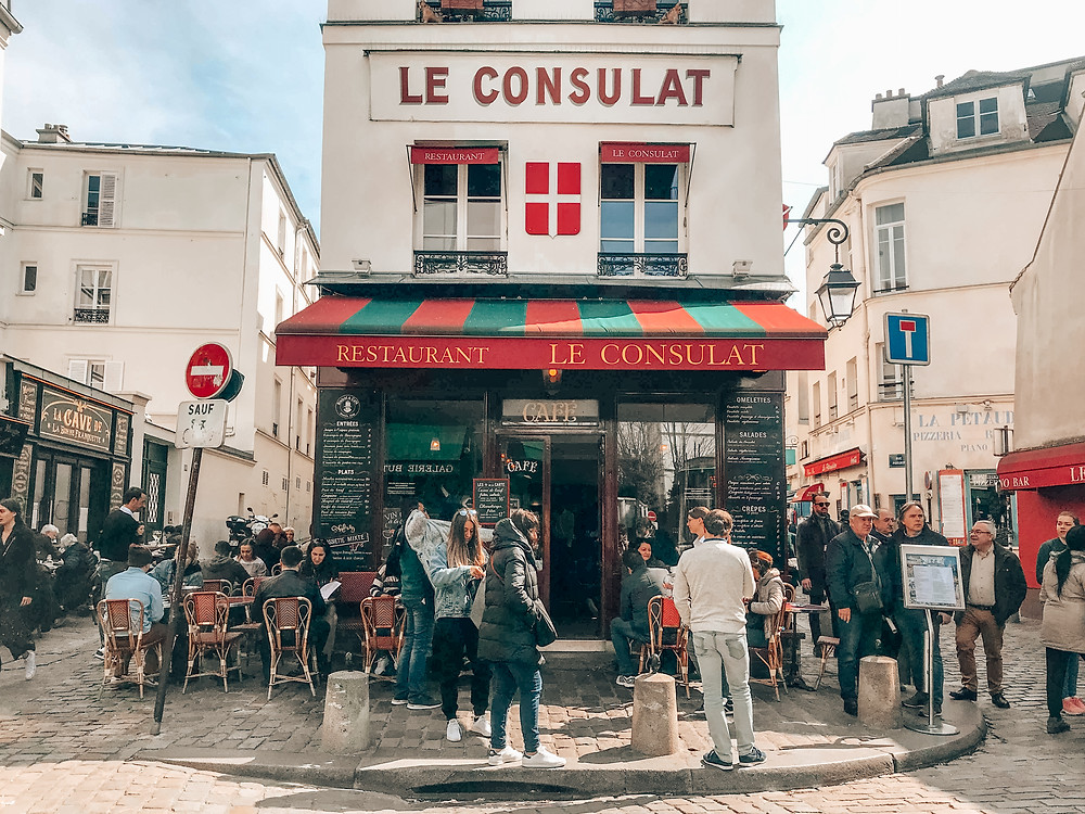de 7 leukste restaurants in Montmartre, Parijs