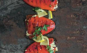 Recept-Gegrilde-paprika's-met-fetavulling