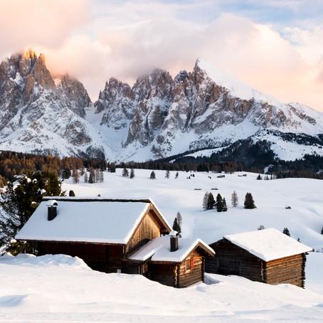 Geweldige pistes én lekker eten in skigebied Seiser Alm (Alpe di Siusi) in Zuid-Tirol