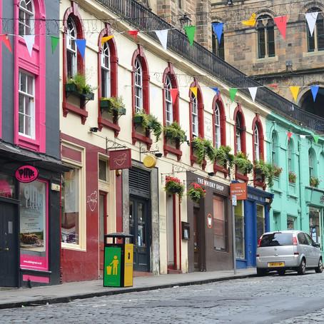 7 x de leukste food hotspots in Edinburgh