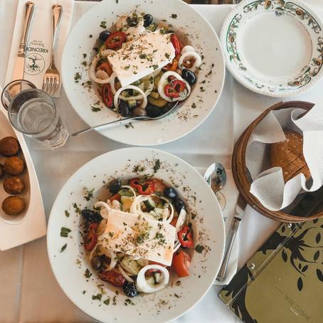 De leukste restaurants in Thessaloniki, Griekenland