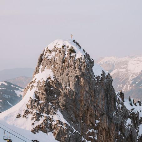Top 10 ski resorts in Frankrijk