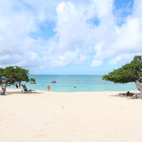 6x de mooiste stranden van Aruba