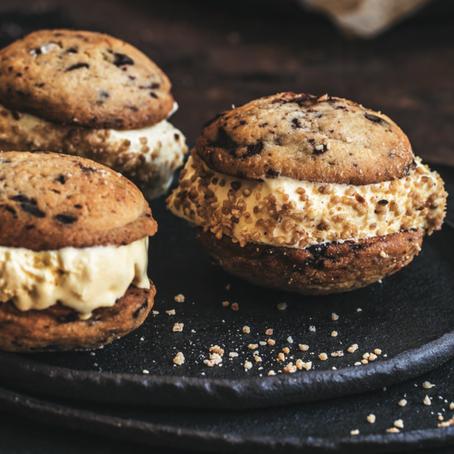 Recept: Feestelijke koekjes met ijs
