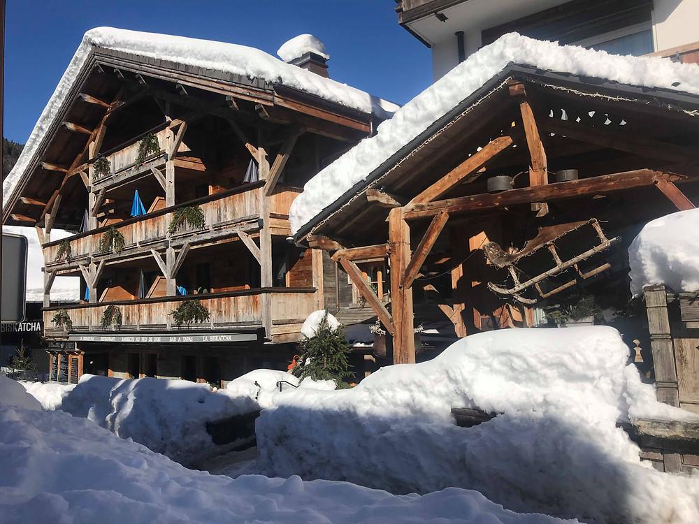accommodaties-wintersport-Les-Gets-Frankrijk