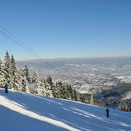 Skiën in het Reuzengebergte, Tsjechië