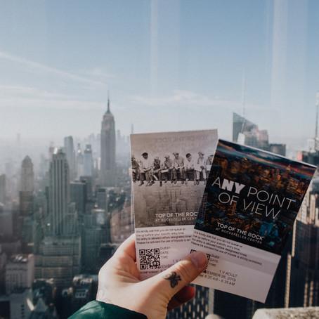 10 bezienswaardigheden in New York die je niet mag missen