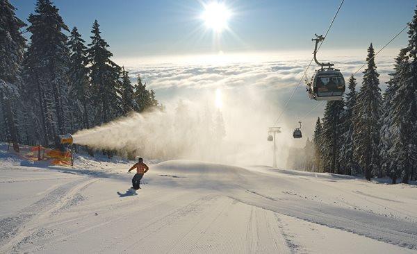 wintersport-Tsjechië